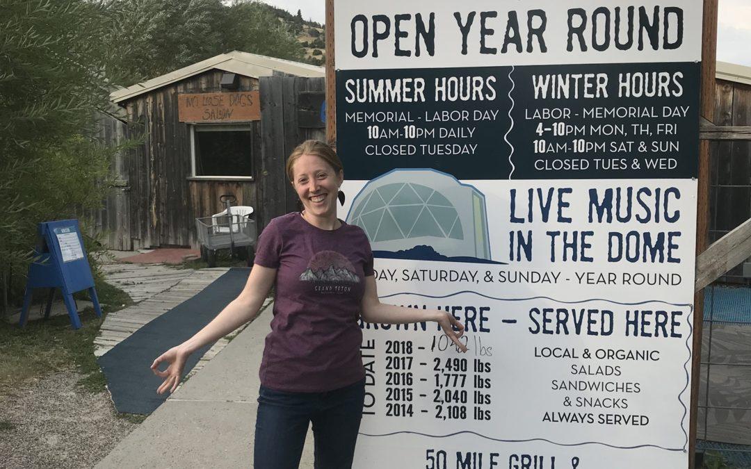 Norris Hot Springs, 8/30-9/1