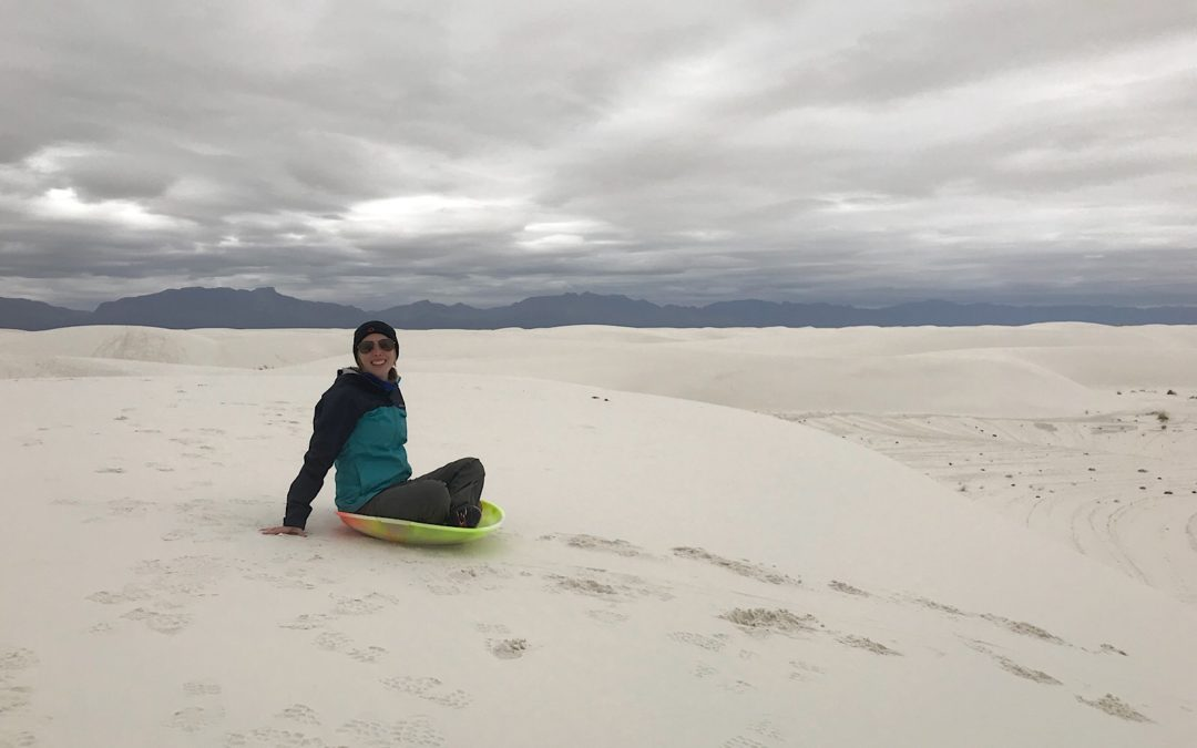White Sands National Monument, NM, 10/15