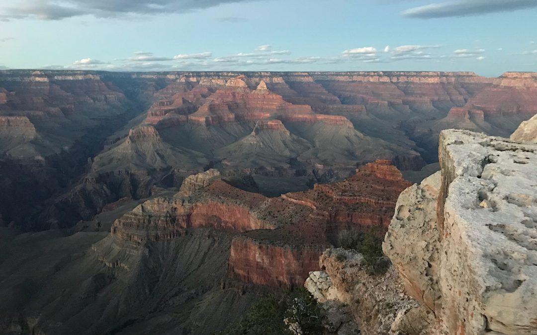 Grand Canyon National Park, AZ, 10/9
