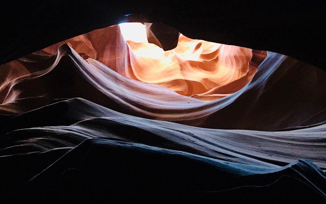 Antelope Canyon, Navajo Nation, 10/9